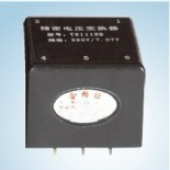 TR1115G Voltage Output voltage transformer used for wave recording